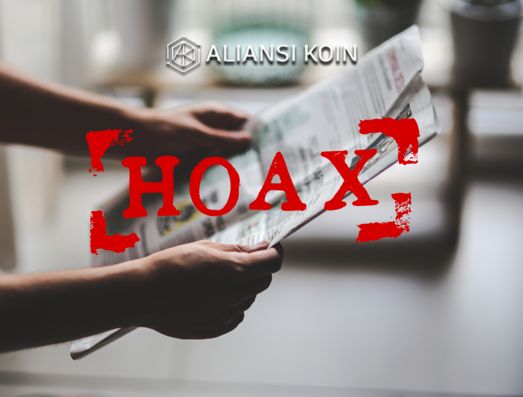 Italia Hoax Blockchain