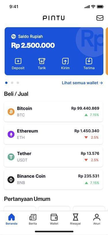 10 Aplikasi Trading Bitcoin Bagi Trader Indonesia | cryptonews.id
