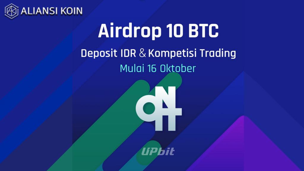 Airdrop BTC