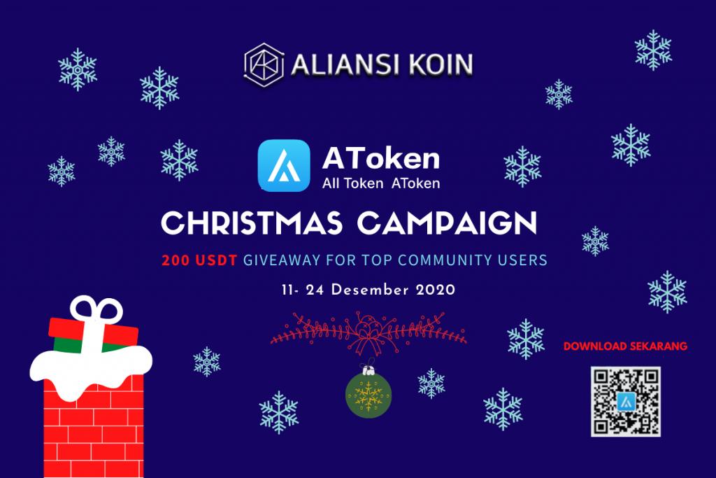 AToken Christmas Campaign
