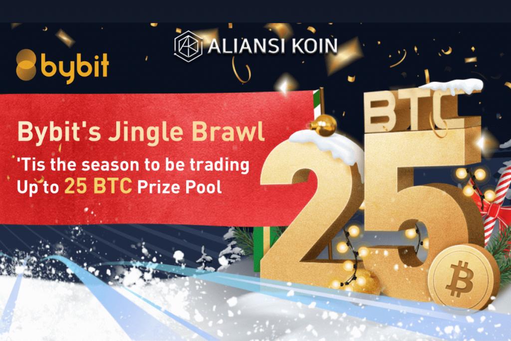 Bybit's Jingle Brawl