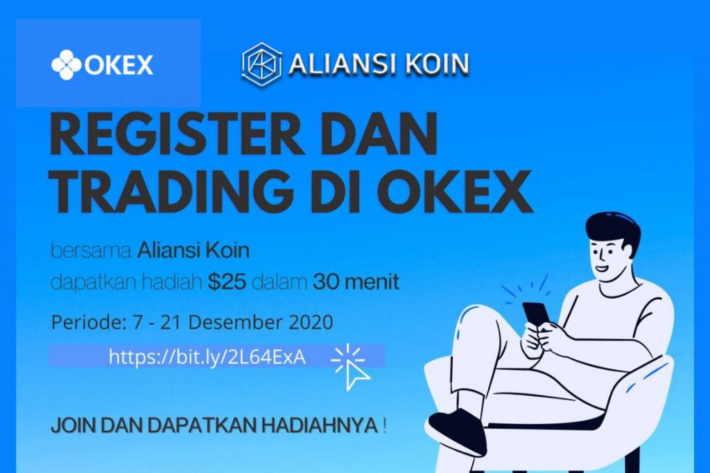 OKEx Trading & Deposit Bonus