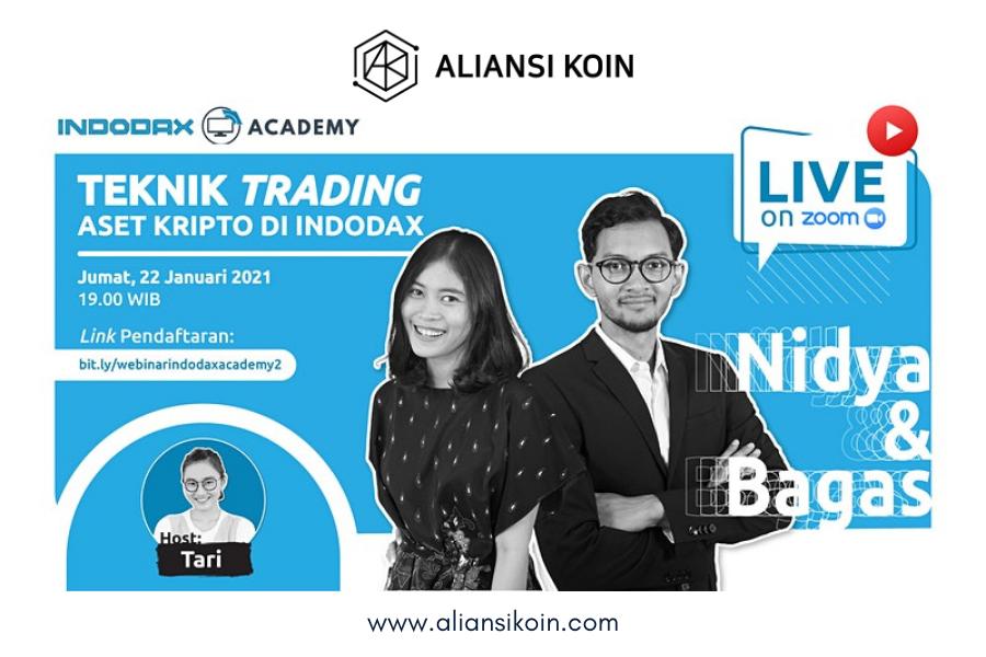 Webinar Indodax Academy