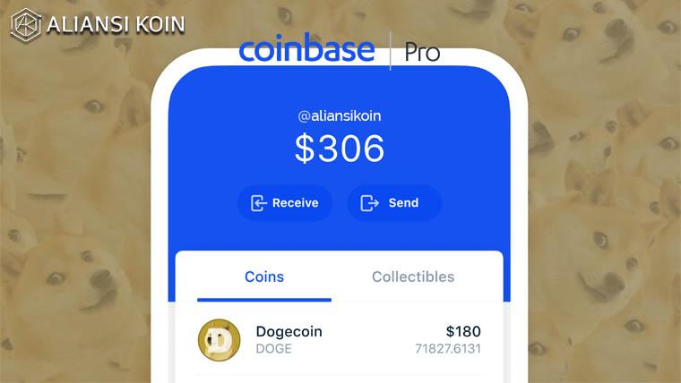 coinbase pro dogecoin
