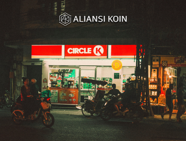ATM Bitcoin Circle K