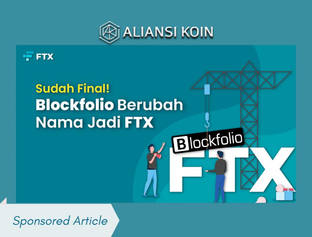 Blockfolio FTX