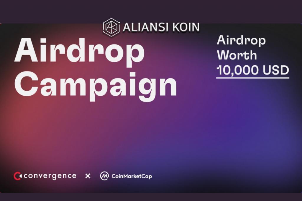 Airdrop CONV